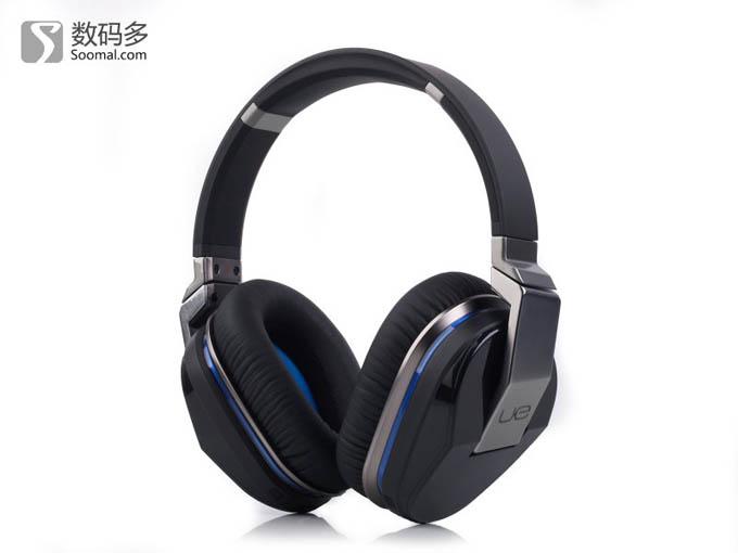 技UE9000头戴式蓝牙无线耳机图赏