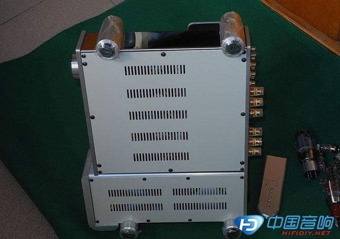 优雅之声 雅琴ms-300c单端胆机印象