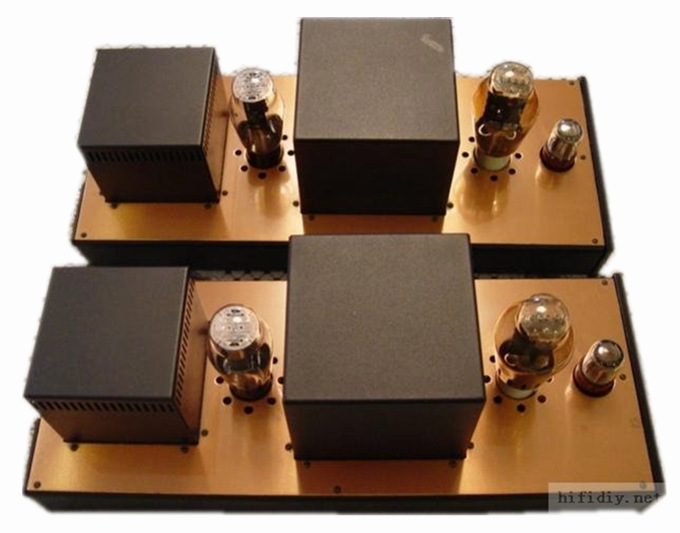 audio note 高手解析 英国Audio Note Kit One 单端300B功放与仿制 电脑音响