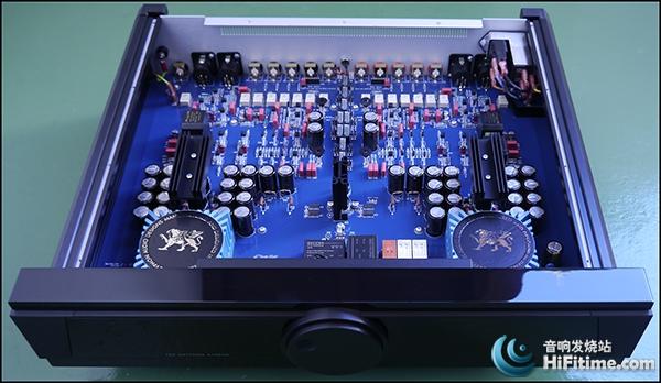 型式:前级扩大机     输入组抗:20k 平衡,10k 单端     输出阻抗